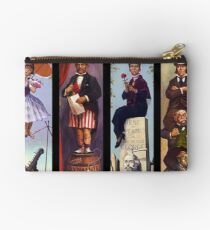 Haunted mansion all Characthers Studio Pouch