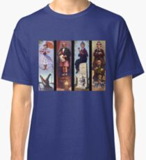 Haunted mansion all Characthers Classic T-Shirt