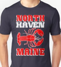 NORTH HAVEN, MAINE Unisex T-Shirt