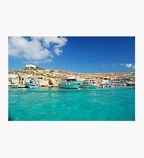 Malta Photographic Print