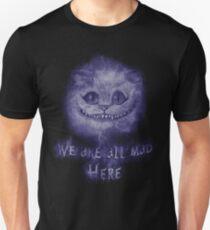 Smoky cat Unisex T-Shirt