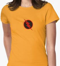 Reverse Flash Women's Fitted T-Shirt