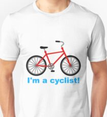 I am cyclist T-Shirt
