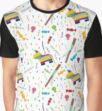Pinatas Graphic T-Shirt