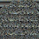 Chrome Glitch by tastypaper