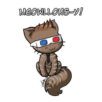 Meowllons-y by ShahanaMikagi