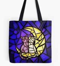 Bolsa de tela Luna Vidrios de colores
