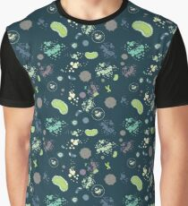 Micro-organisms Graphic T-Shirt