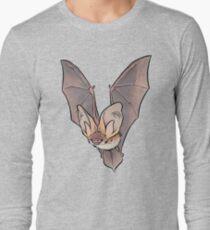 Grey long-eared bat Long Sleeve T-Shirt