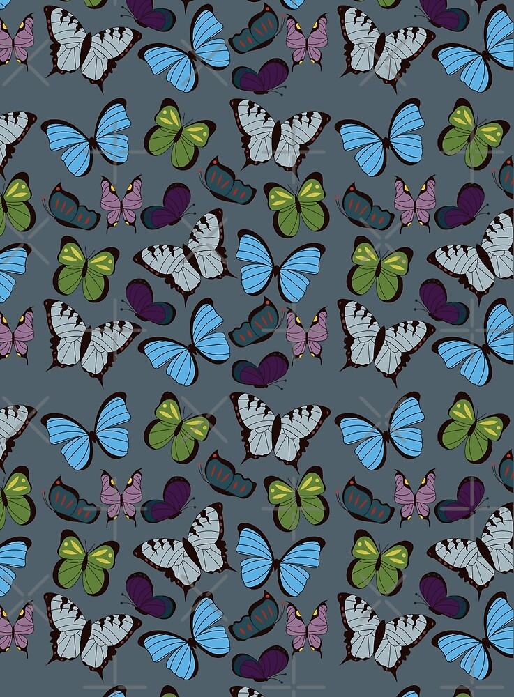 Butterflies 01 by SVaeth