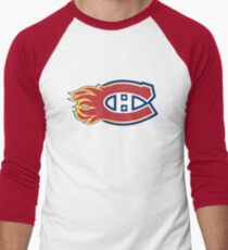 Montreal Flames - Calgary Canadiens T-Shirt