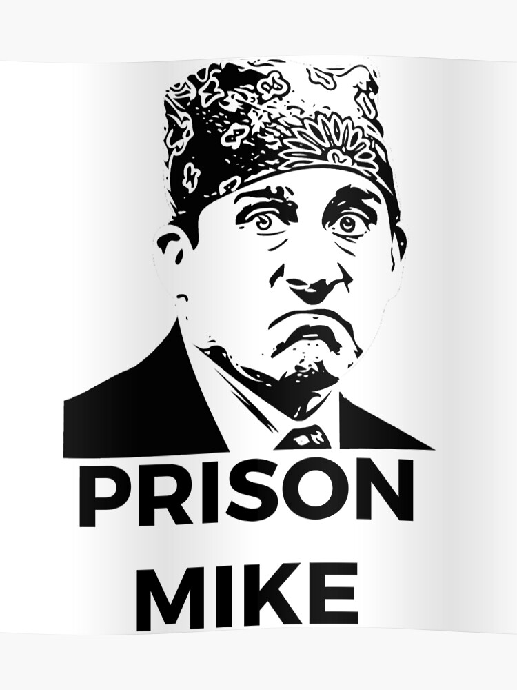 3911b0ef1 Prison Mike - The Office (U.S.)