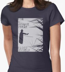The Karma Police. Women's Fitted T-Shirt