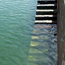 Steps down to Campbeltown Loch by rosie320d