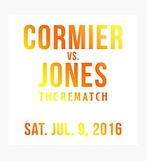 Jon Jones UFC 200 Photographic Print