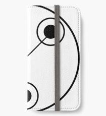Simple Flux Capacitor Schematic iPhone Wallet/Case/Skin