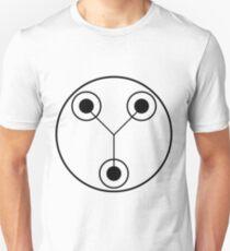 Simple Flux Capacitor Schematic Unisex T-Shirt