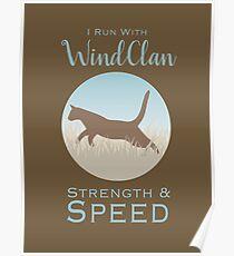 Póster WindClan Pride