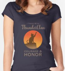 f6ca8682b ThunderClan Pride Fitted Scoop T-Shirt