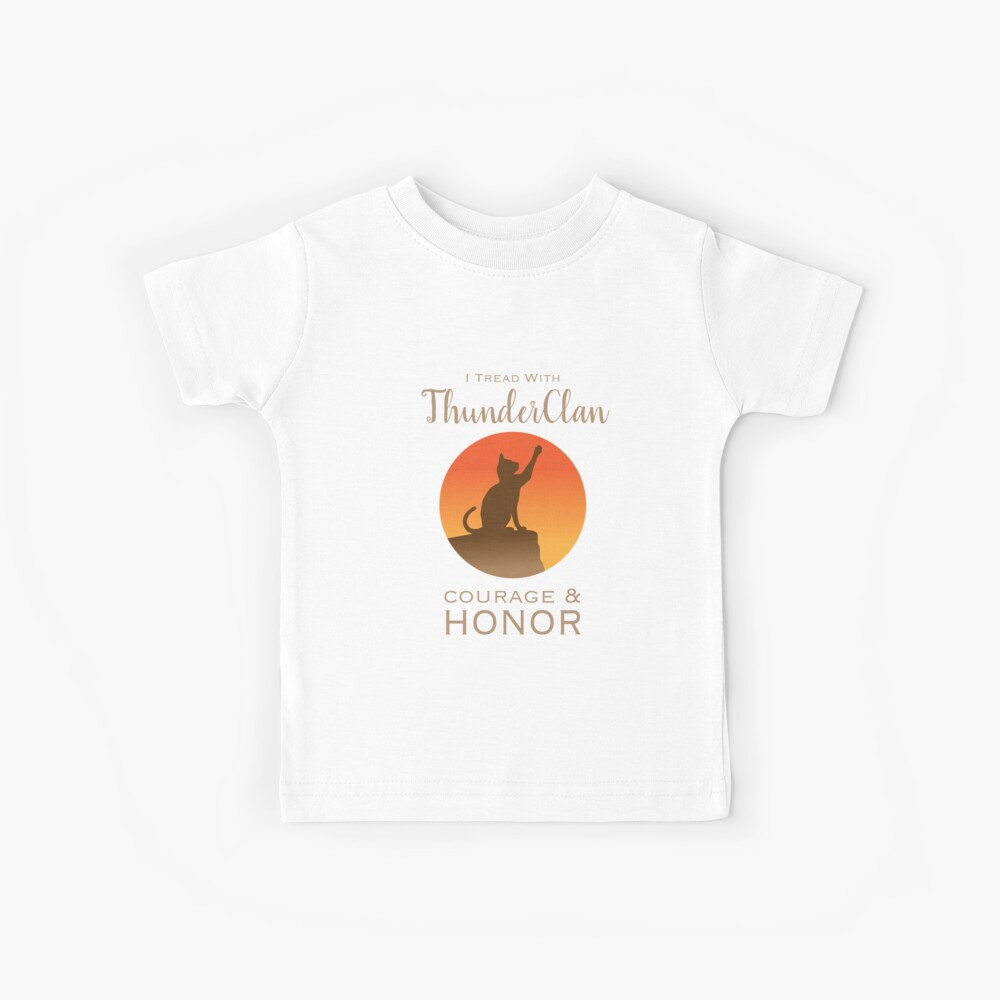 ThunderClan Pride Kids T-Shirt