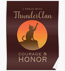 Póster ThunderClan Pride