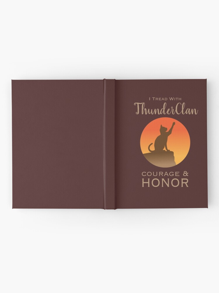 Alternate view of ThunderClan Pride Hardcover Journal