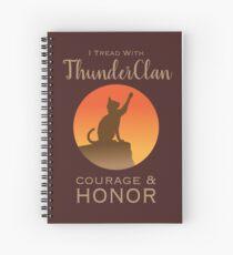 Cuaderno de espiral ThunderClan Pride