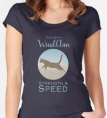 WindClan Pride Fitted Scoop T-Shirt