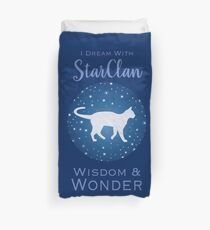 StarClan Dreams Duvet Cover