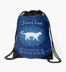 StarClan Dreams Drawstring Bag