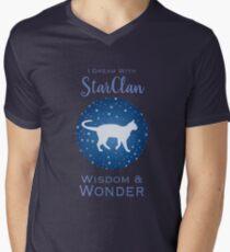 StarClan Dreams Men's V-Neck T-Shirt
