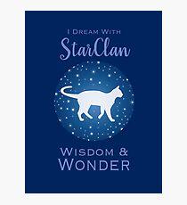 StarClan Dreams Photographic Print