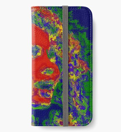 Prismatic iPhone Wallet