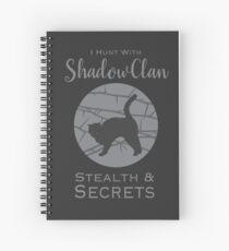 Cuaderno de espiral ShadowClan Pride