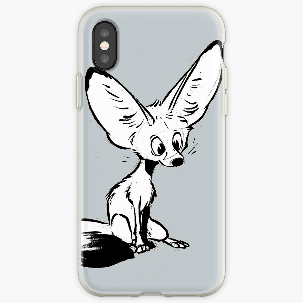 Fennec iPhone Case & Cover