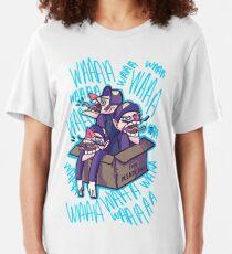 WAAAAAAAAA Slim Fit T-Shirt