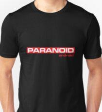 Paranoid Unisex T-Shirt