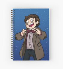 Doctor Who - Eleventh Doctor Spiral Notebook