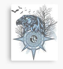Design Elite Eagle Canvas Print