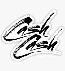 Cash Cash Logo - 2016 Sticker