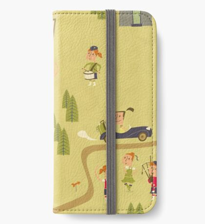 The whining grew stronger iPhone Wallet