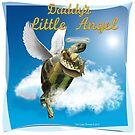 Tortoise - Daddy's Littel Angel by LuckyTortoise
