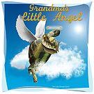 Tortoise - Grandma's Little Angel by LuckyTortoise
