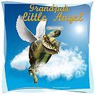 Tortoise - Grandpa's Little Angel by LuckyTortoise