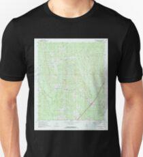 USGS TOPO Map Alabama AL Georgiana West 303972 1971 24000 T-Shirt
