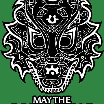 May the Dread Wolf Take You by geeky-jez