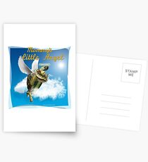 Tortoise - Mommy's Little Angel Postcards