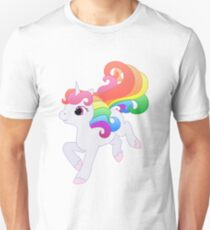 Cute Baby Rainbow Unicorn T-Shirt