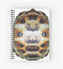 Tortoise Shell - Carapace Spiral Notebook