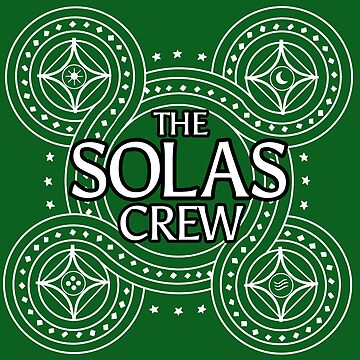 The Solas Crew by geeky-jez